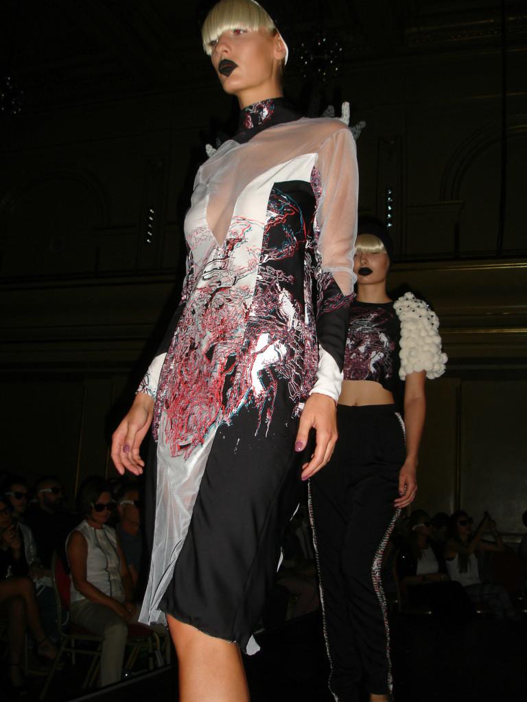 3D printed clothes bfw