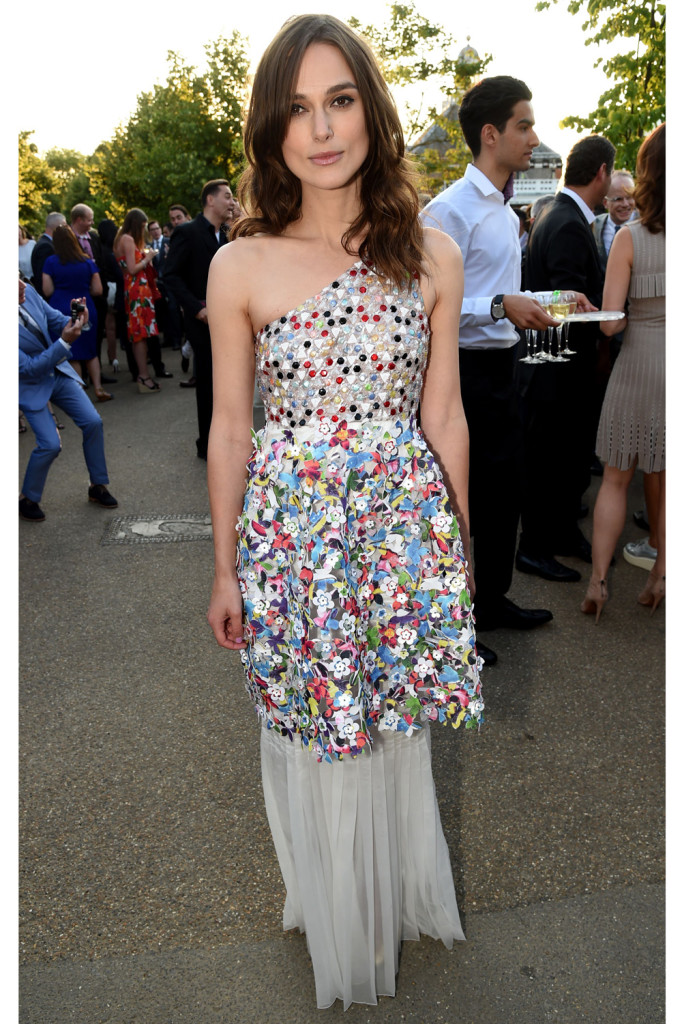 Serpentine Summer Party, Hyde Park, London, Britain - 01 Jul 2014