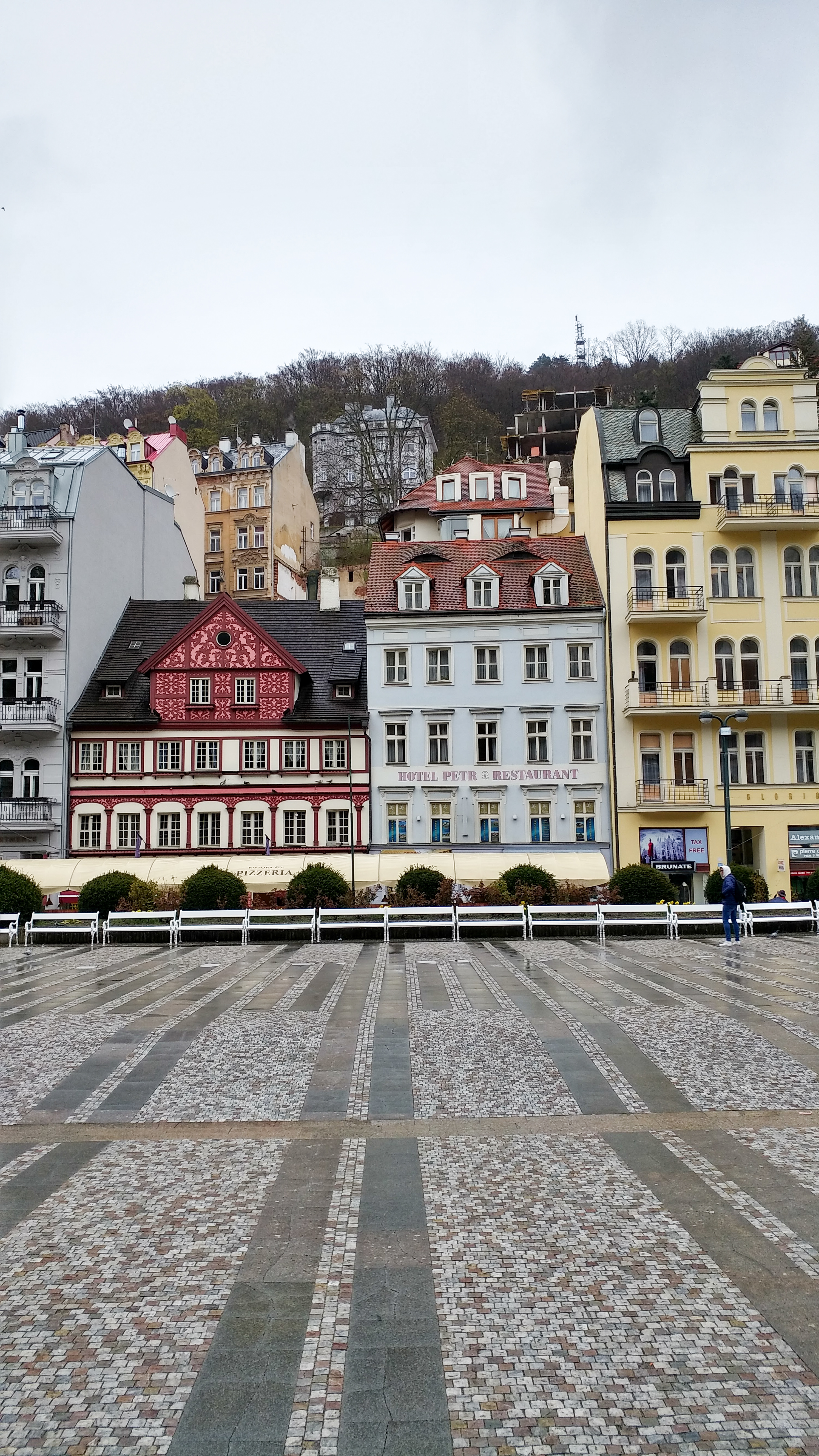 Two days in karlovy vary for Dresden to prague train