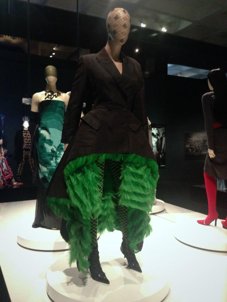 jp gaultier gown