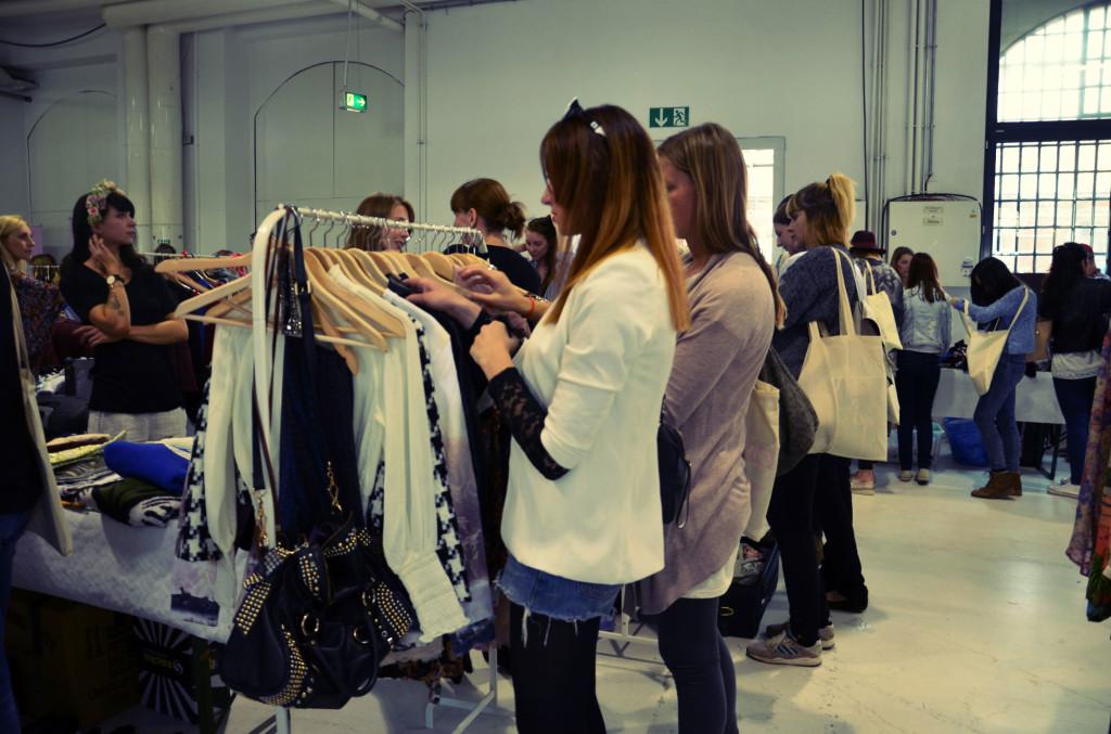 bloggers bazaar shopping