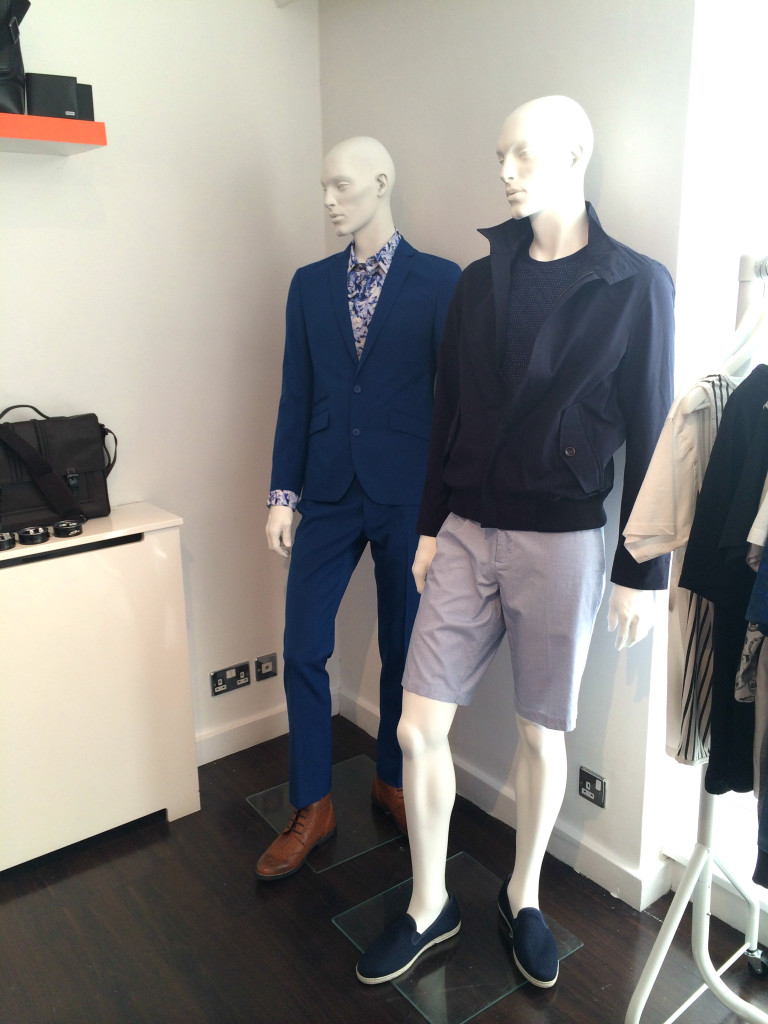 house of fraser ss15